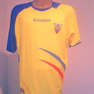 Ecuadorian National Team Soccer Jersey